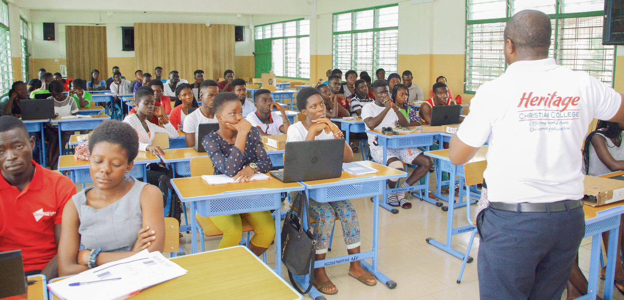 HCC Mentorship for SHS Graduates