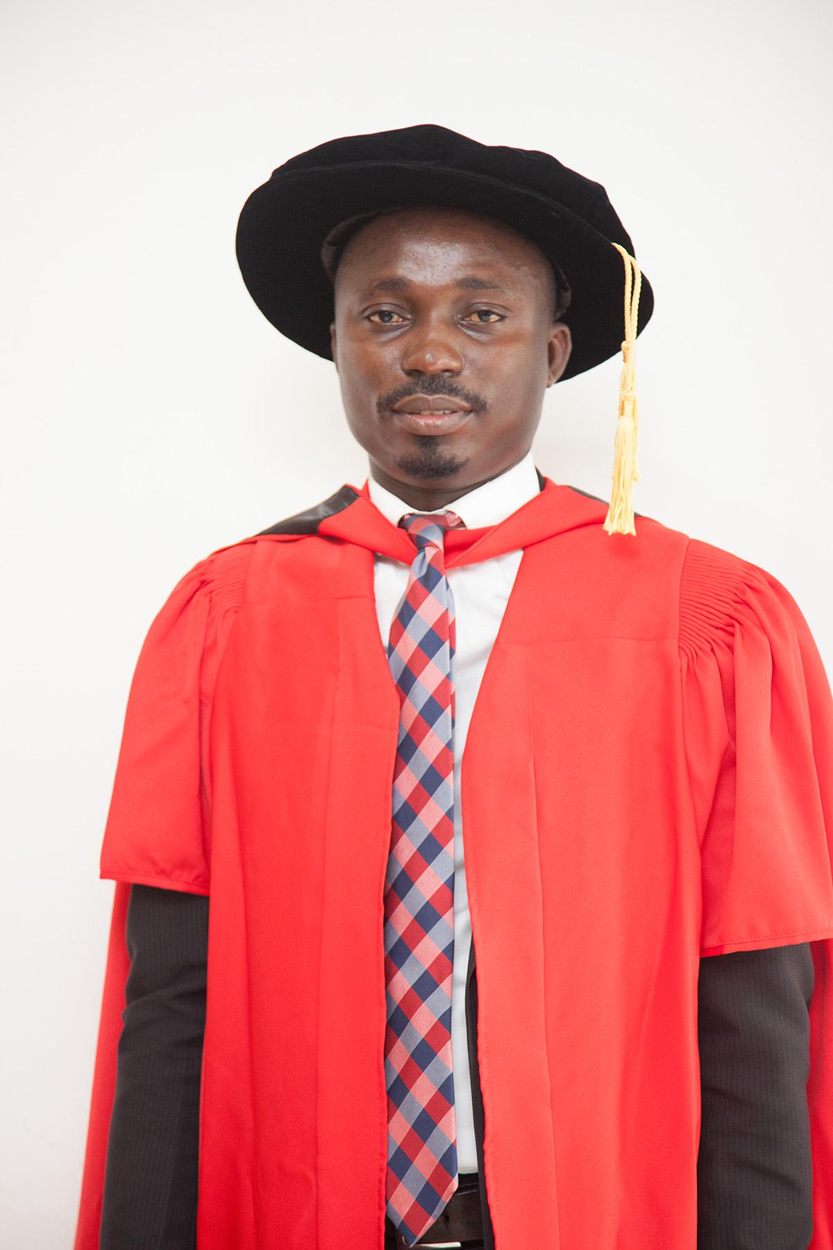 Dr. Alexander Asmah
