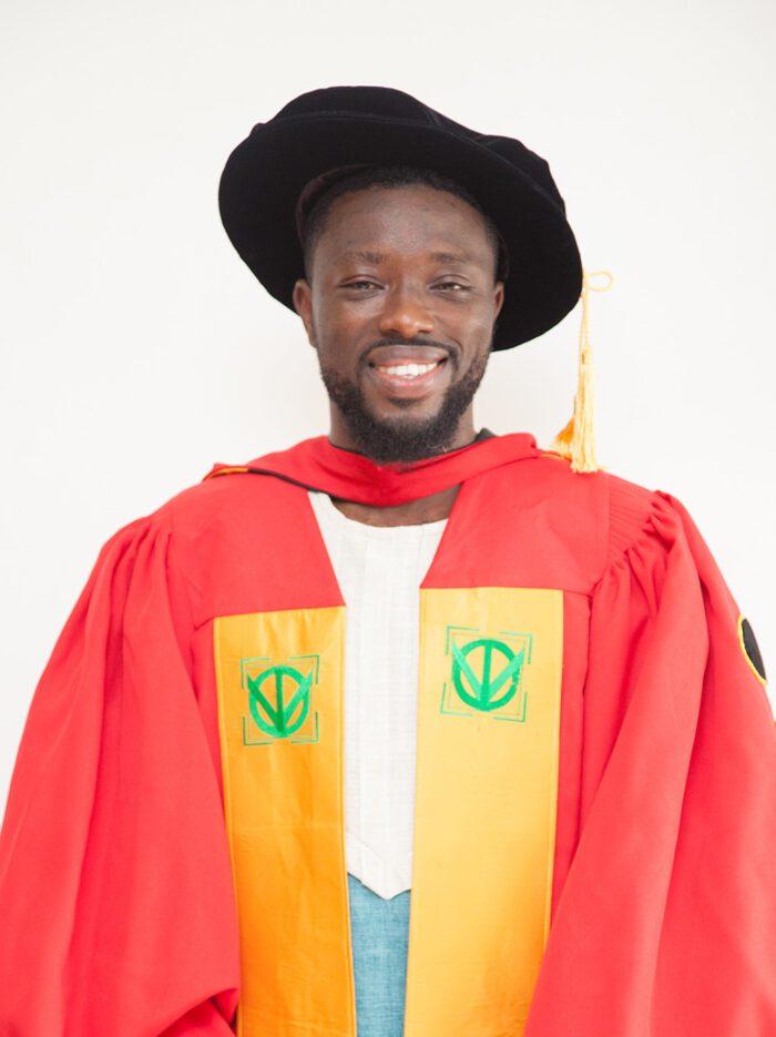 Dr. John Kani